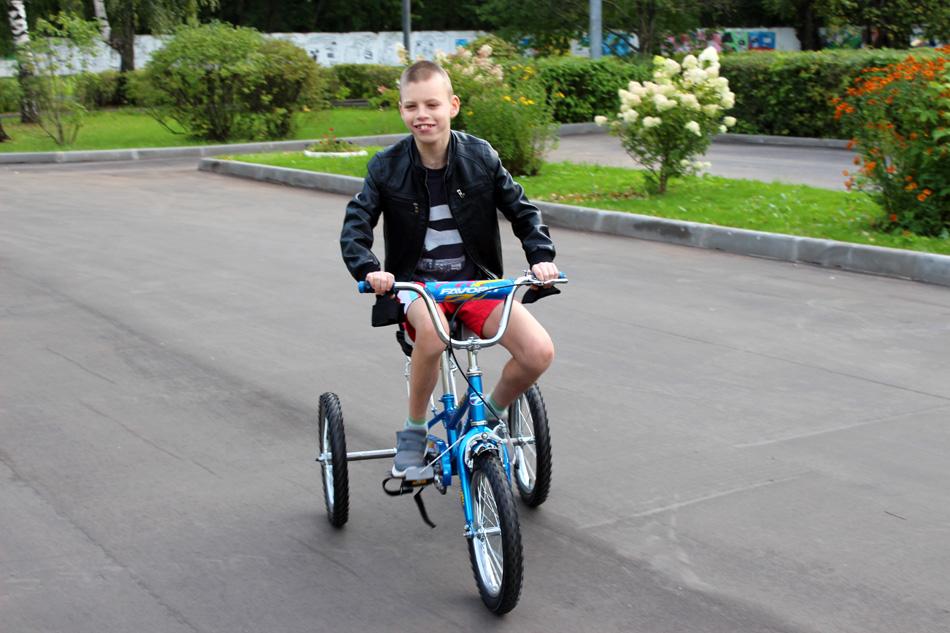 Вперед на велосипедах