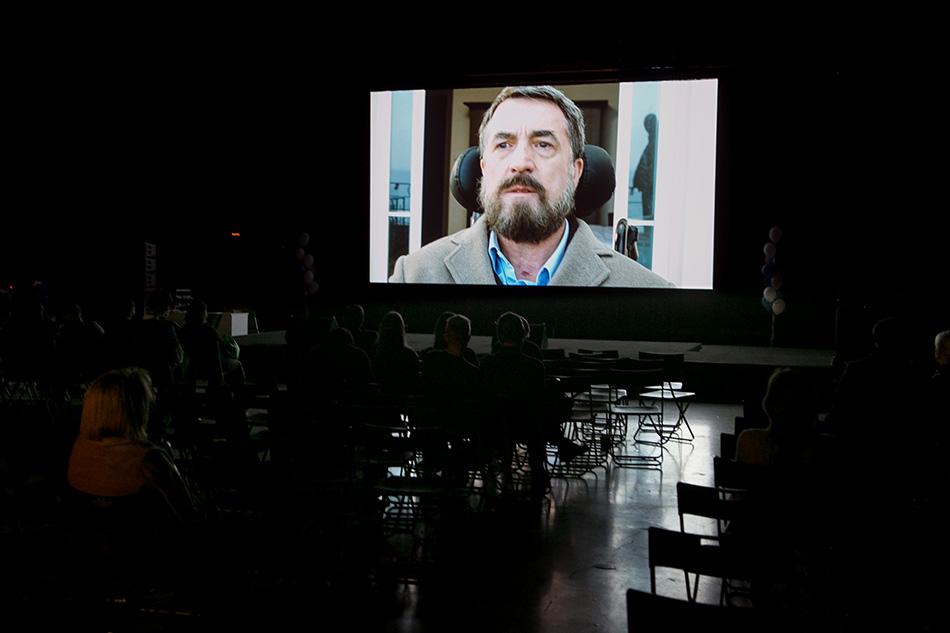 «Кино без барьеров» в Санкт-Петербурге: итоги. Фотограф – Сергей Артемьев