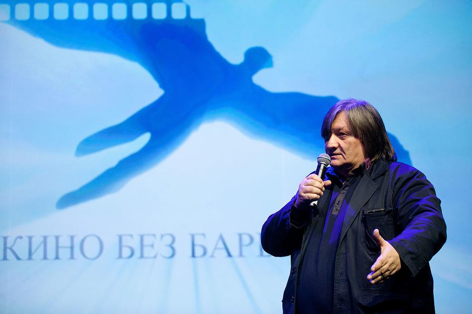 «Кино без барьеров» в Санкт-Петербурге: итоги. Фотограф – Евгений Степанов