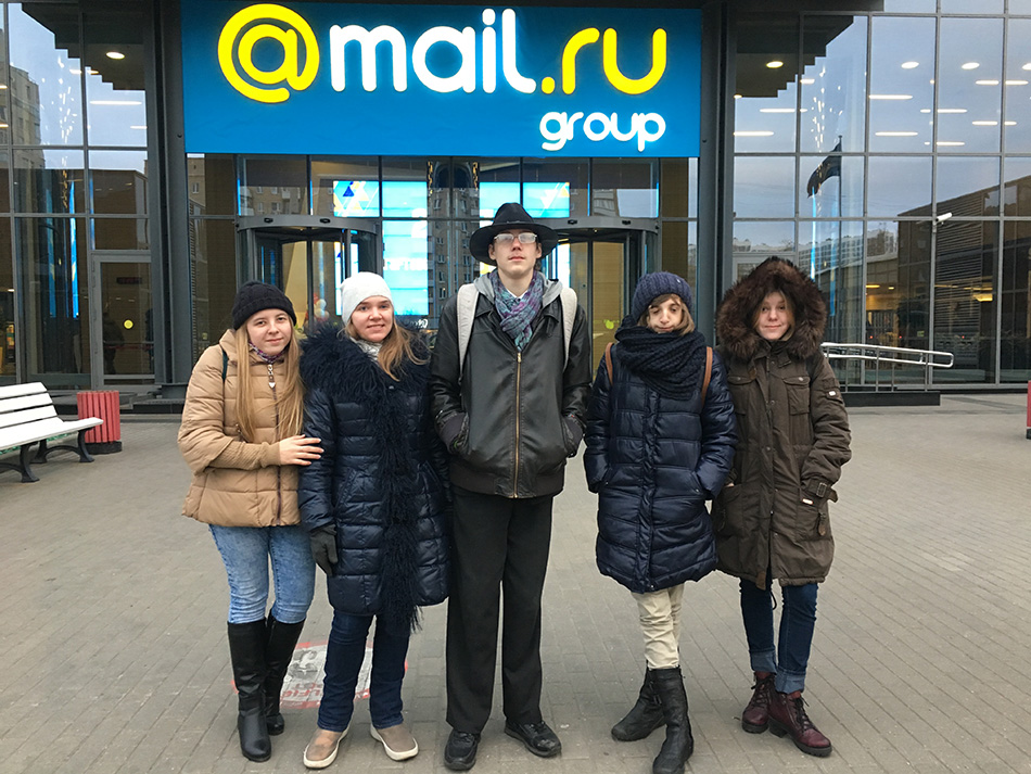 Лидерский десант в Mail.Ru Group