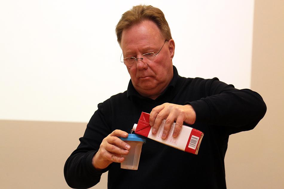 Томас Баде, руководитель Института универсального дизайна в Мюнхене