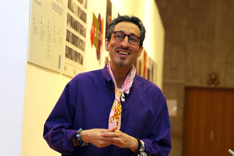 Марат Ка, декоратор и создатель интерьеров для людей с ограниченными возможностями здоровья