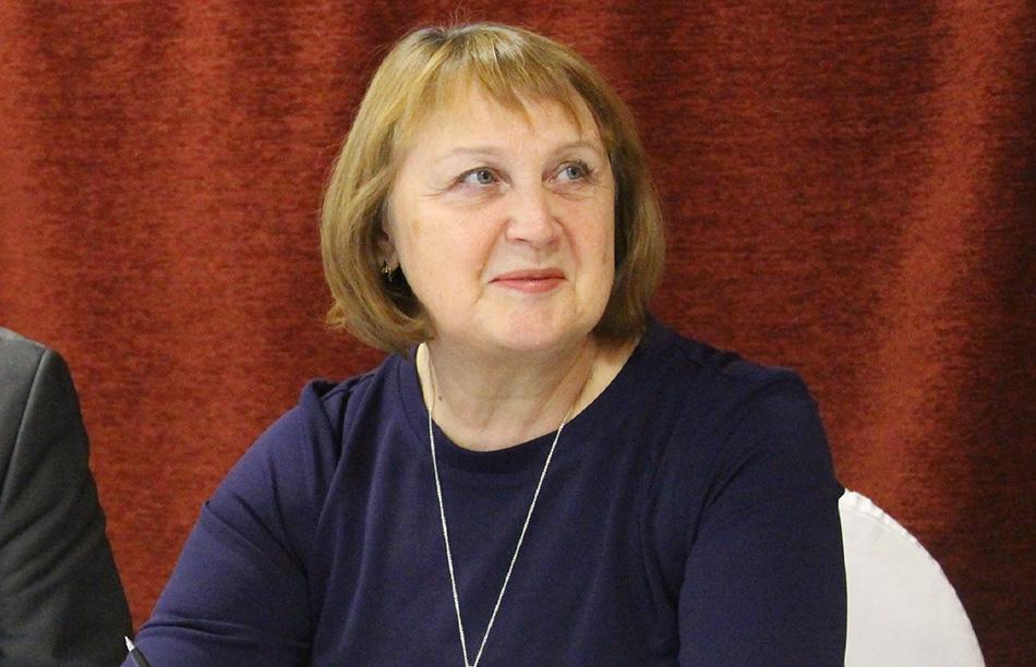 Татьяна Ивановна ОЛЬХОВАЯ, Генеральный директор Всероссийской Федерации спорта лиц с интеллектуальными нарушениями