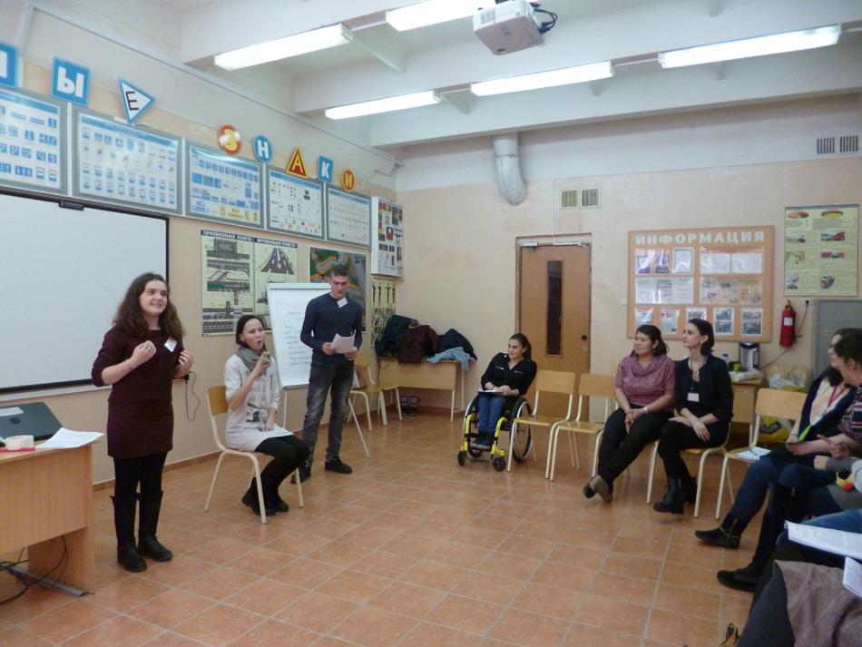 Омск работает в проекте «На урок — вместе»