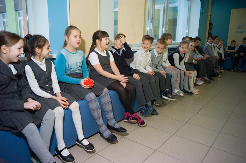 «На урок — вместе» с Санкт-Петербургом