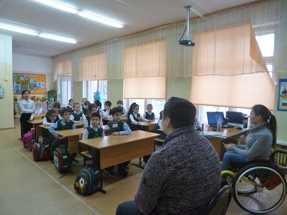 Почему уроки доброты ведут молодые люди с инвалидностью?