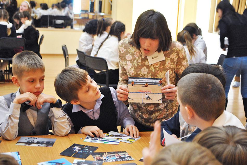 Для школьников Бибирево прошел День инклюзии