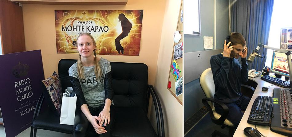 Подростки с инвалидностью совершили тур по радиостанциям