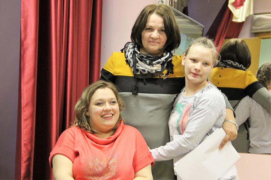 Подростки с инвалидностью посетили тренинг по развитию лидерских качеств