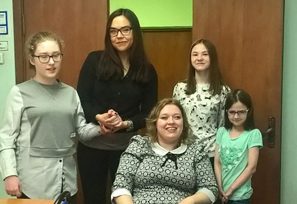Кино и жизнь: школьники размышляли над тем, является ли инвалидность препятствием на пути к мечте