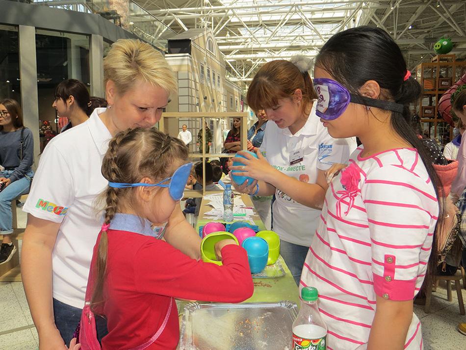 В День защиты детей в Котельниках прошел День инклюзии