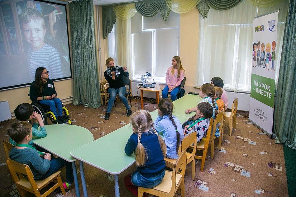 В детском саду «Наш дом» состоялась фотомастерская