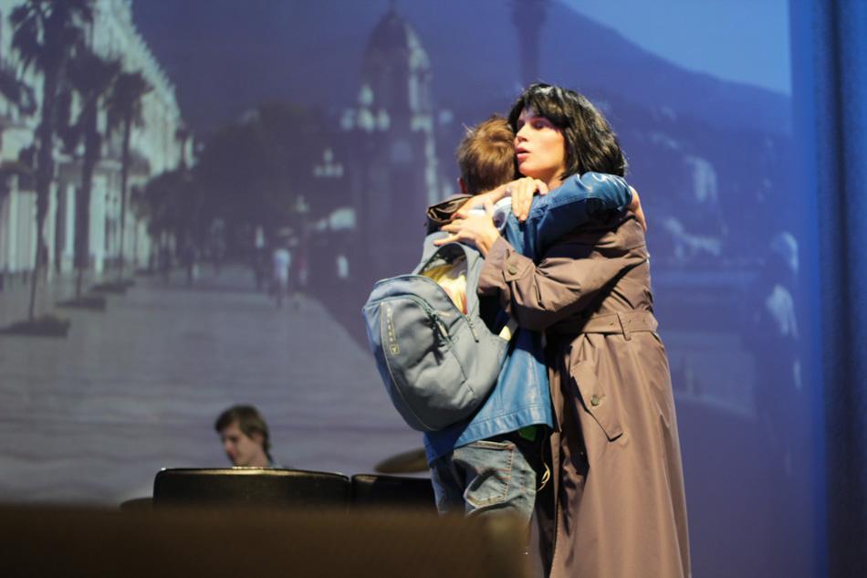 В Москве состоялся фестиваль «Театральная перспектива»