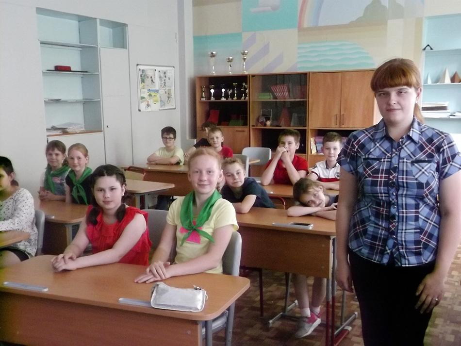 Завершился цикл «Уроков Доброты» в летних лагерях на базе московских школ