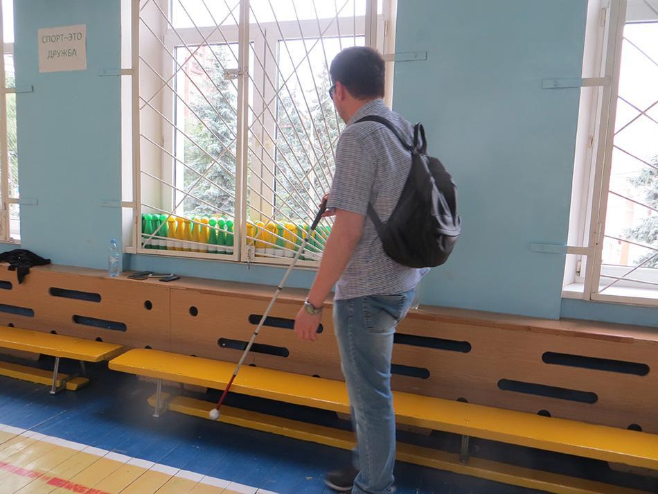 Сотрудники РООИ «Перспектива» провели оценку здания школы в Котельниках