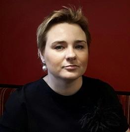 Наталья Гарифулина, заместитель директора школы 21, Белгород