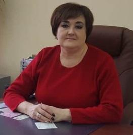 Марина Галкина, директор школы 21, Белгород