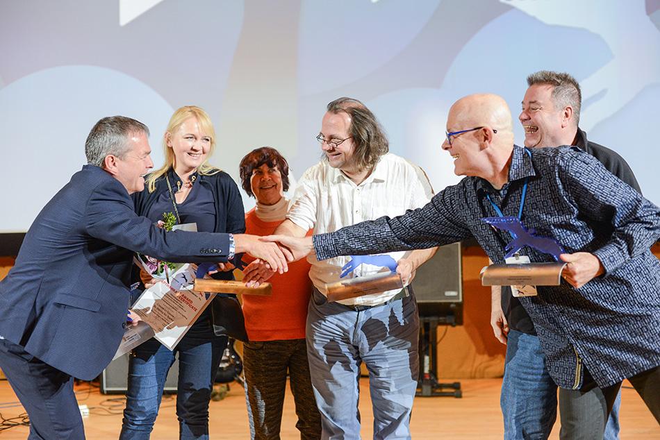 Завершился IX Международный кинофестиваль «Кино без барьеров»