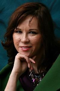 Алина Ахметова, инициатор и руководитель секции адаптивного фигурного катания Хрустальные Пазлы