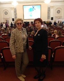 Ирина Голубева и Лилия Зигле, детский сад №41 комбинированного вида Центрального района Санкт-Петербурга