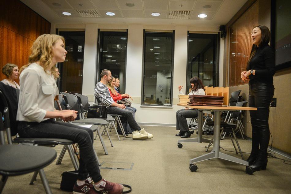 Участники программы «Карьерные перспективы» к поиску работы мечты готовы!