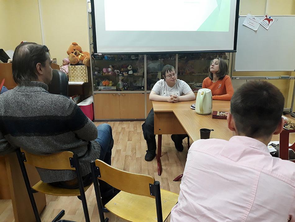 Встреча со студентами МГППУ
