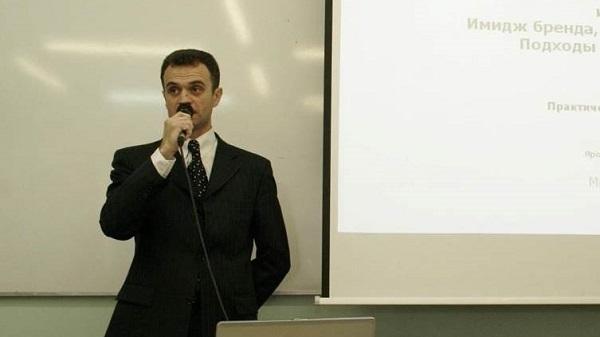 Ярослав Газин, бизнес-тренер по личностному брендингу