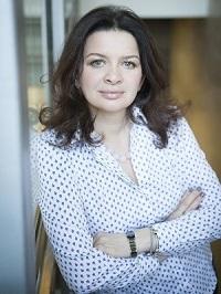 Дарья Шадрина, директор по фандрайзингу Фонда поддержки слепоглухих Соединение