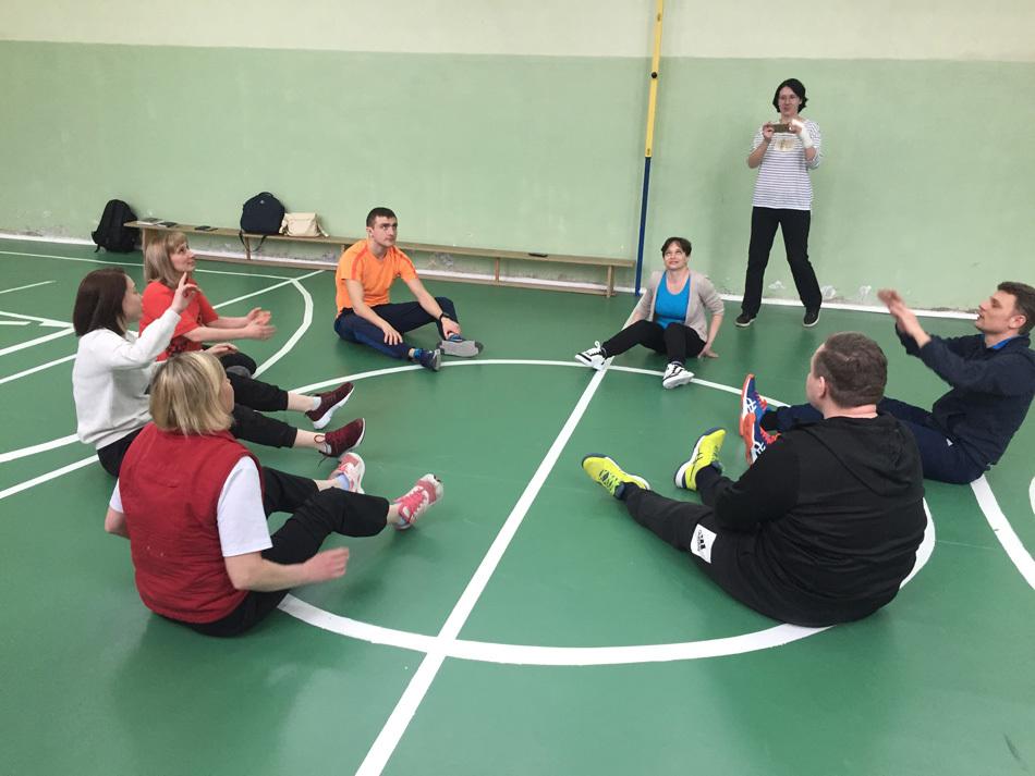 Семинар «Принципы инклюзии в спорте»