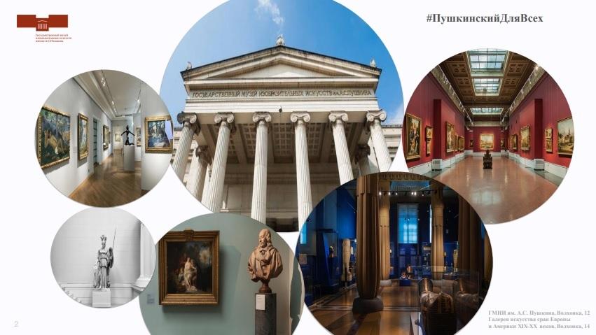 вебинар 24 апреля об инклюзивных проектах Музея изобразительных искусств имени Пушкина
