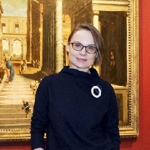 Евгения Кисилева, Музей изобразительных искусств имени Пушкина