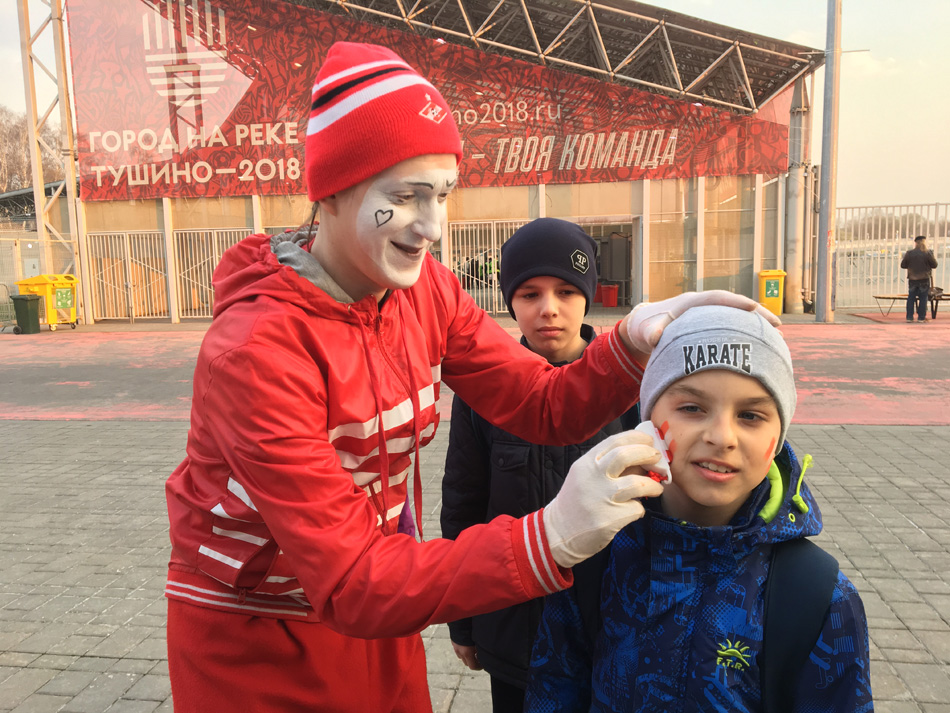 Спартак – чемпион!