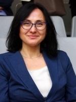 Ирина Поташова, методист, Колледж малого бизнеса № 4