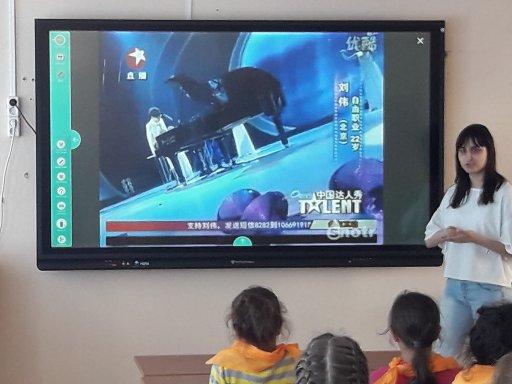Уроки доброты в московских школах