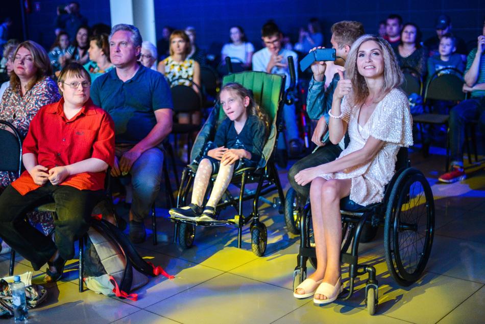 «От сердца к сердцу»: как прошел инклюзивный концерт в Москве