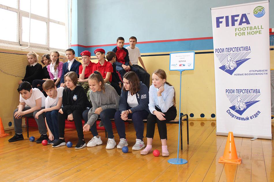 Спортивная пятница: как прошел Фестиваль параспорта в Люберцах