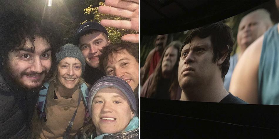 «Перспектива» и «Лучшие друзья» познакомились с Антоном Долиным и вместе посмотрели фильм!