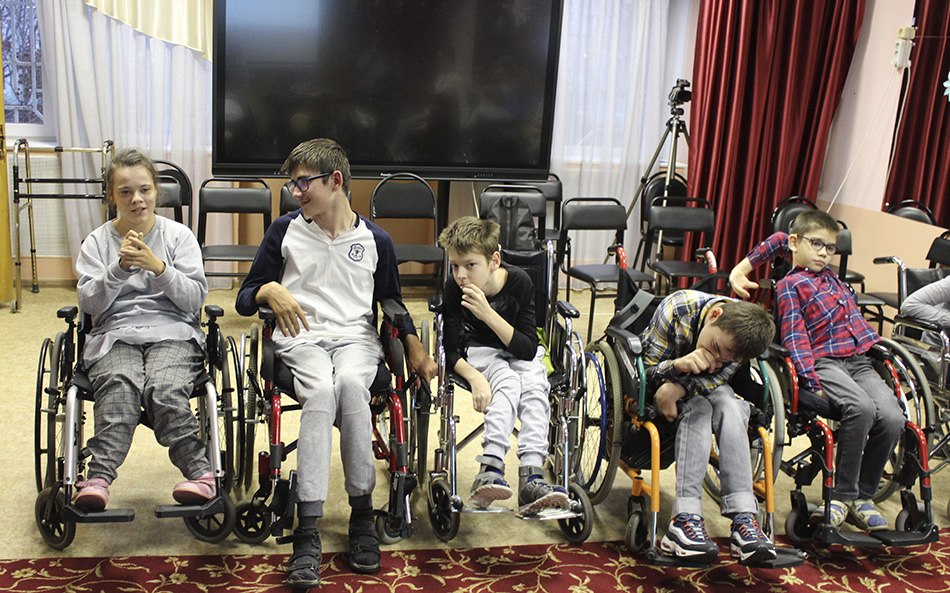 Избавляемся от стереотипов: как прошел тренинг по пониманию инвалидности в Марьино