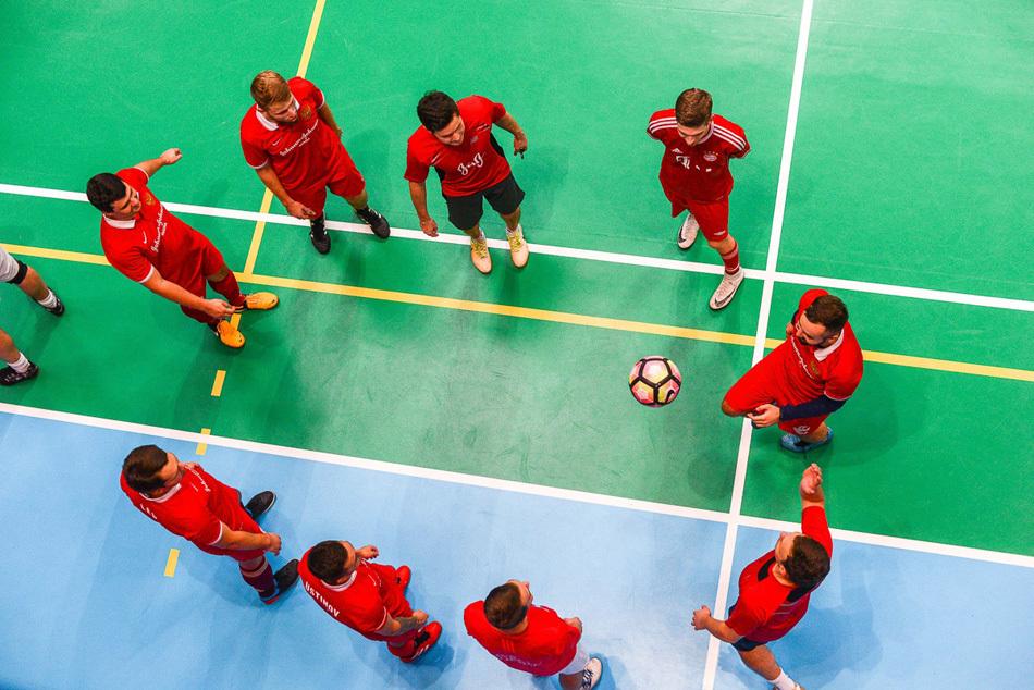 Высшая лига: как прошел V Благотворительный турнир по мини-футболу