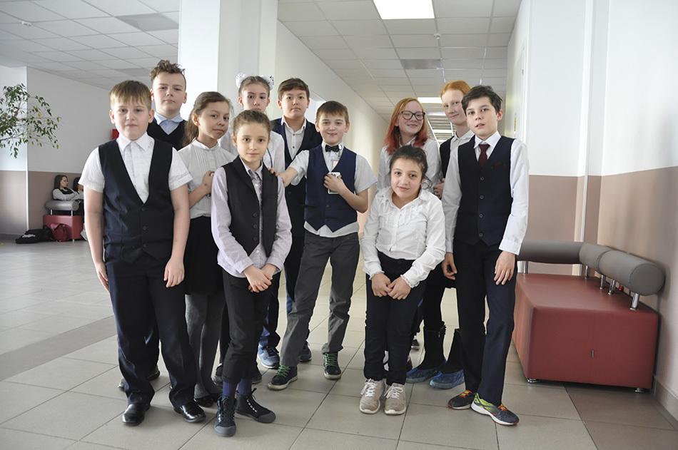 Вместе весело шагать: как Малейка Бабева подружилась с одноклассниками