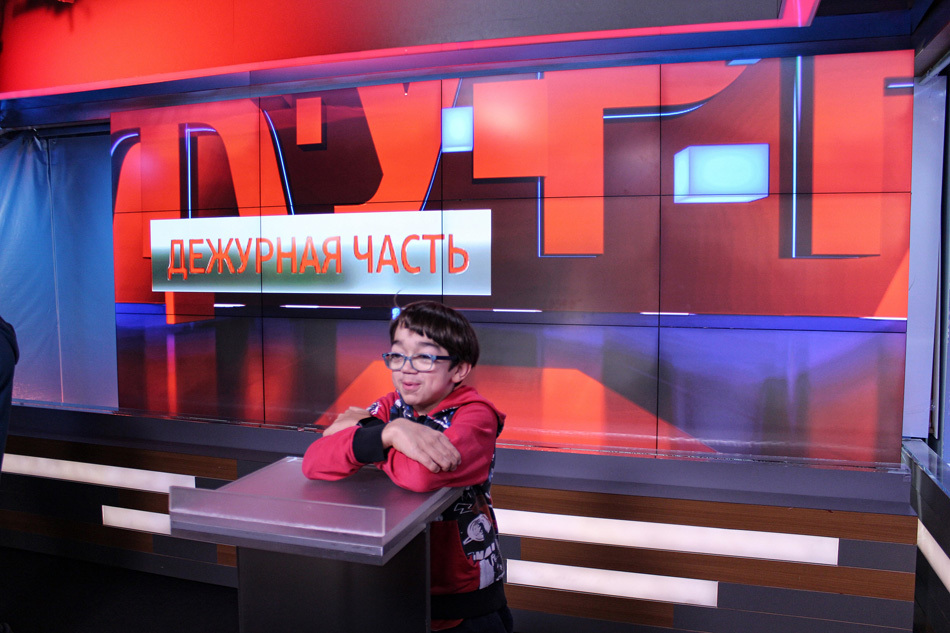 «Перспектива» в гостях у телеканала Россия-1