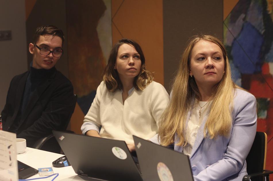 Крещение огнем: участники программы «Попробуй профессию в деле» представили свои проекты представителям бизнеса