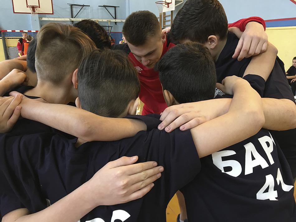 Футбол для всех: как прошел мастер-класс в Котельниках