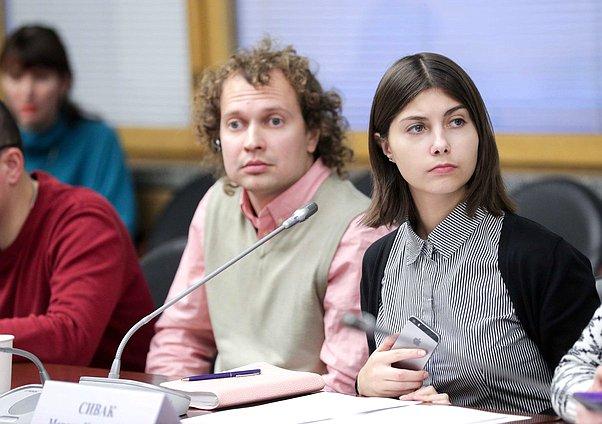 Участники лидерской программы «Перспективы» рассказали о волнующих молодежь с инвалидностью вопросах в Госдуме