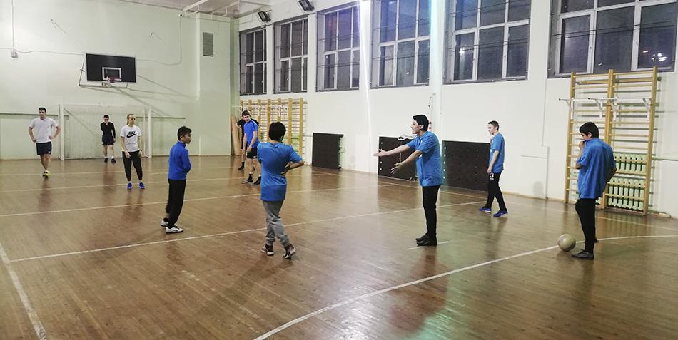 Дети против Nike: футбольный матч в Петербурге