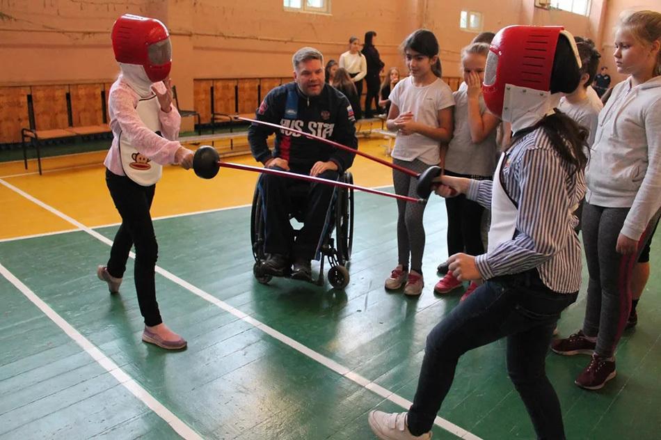 Фестиваль параспорта в Сходне: вдохновляясь чемпионами