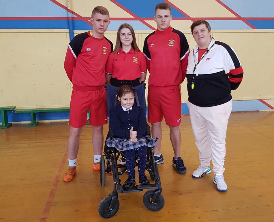 Как футбольный мяч помог изменить судьбу: история Риты Сафонцевой
