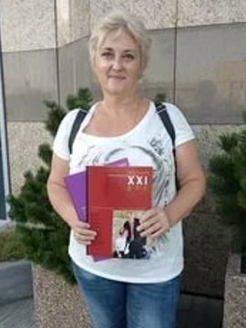 Елена Юрьевна Головинская, председатель СРООИ Интеллект, Самара