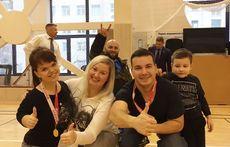«Ура, победа!»: Татьяна Рудяк заняла 1 место на Чемпионате Москвы по парапауэрлифтингу