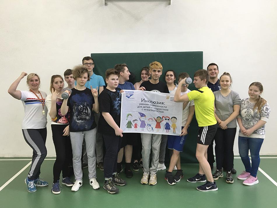 Продолжаем знакомить школьников с паралимпийским спортом